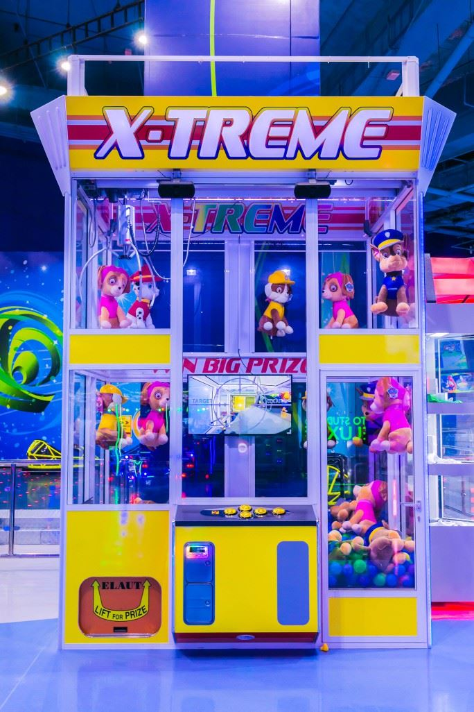 X-Treme Big One at Magic Planet